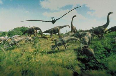 Le Monde préhistorique : Dinosaures et autres ... Dino1000
