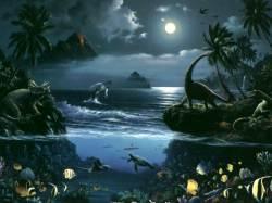 Le Monde préhistorique : Dinosaures et autres ... Dino500.0