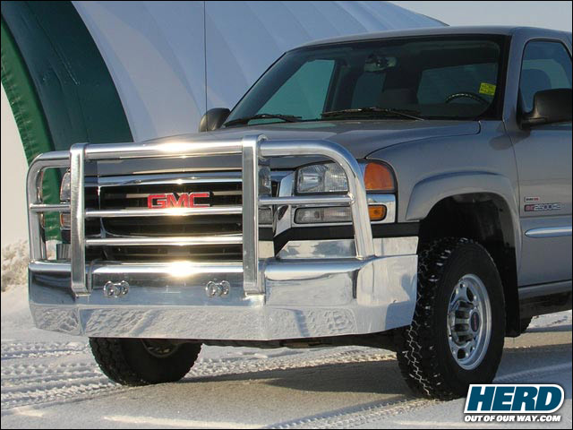 Herd Grill Guards : Tidy truck boxliners grill guards