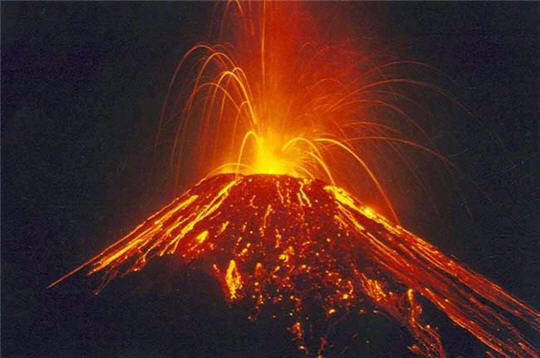 Islande Terre De Volcans