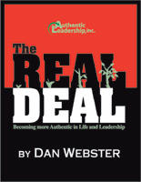 The Real Deal by Dan Webster