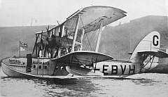 Short S8 flying boat