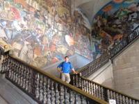Palacio Nacional and Diego Rivera Murals