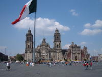Zocalo and the Cathredral