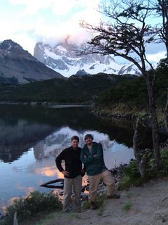 Fitz Roy and the Boys