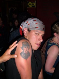 Pretty Much the Worst Rocky Tattoo I Have Seen