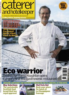 Caterer &amp; Hotelkeeper Magazine