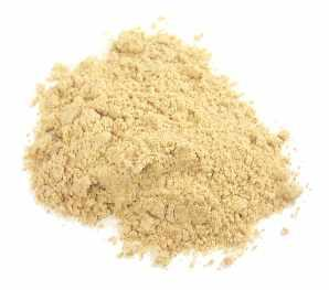 Ground asafoetida resin