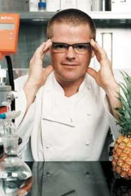 Heston Blumenthal - 'The Wizard Of Bray'