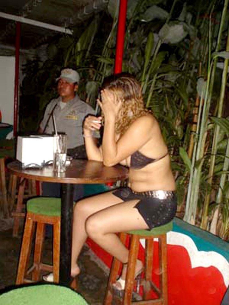 el reinado de las prostitutas prostitutas en honduras
