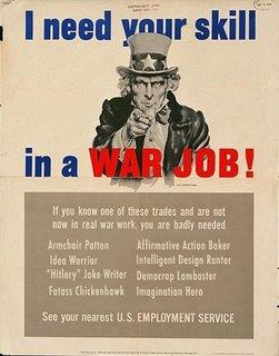 war jobs