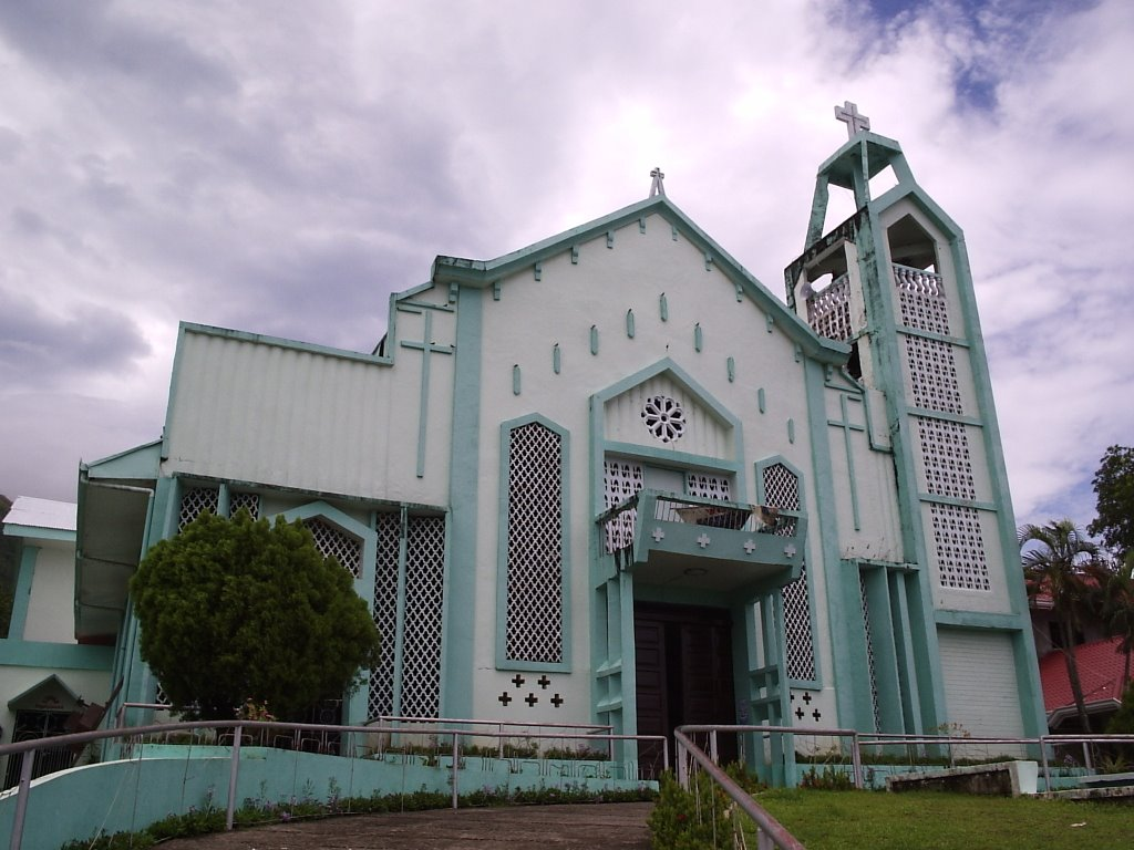 Pintuyan Philippines  city pictures gallery : PINTUYAN CHURCH PINTUYAN,SOUTHERN LEYTE