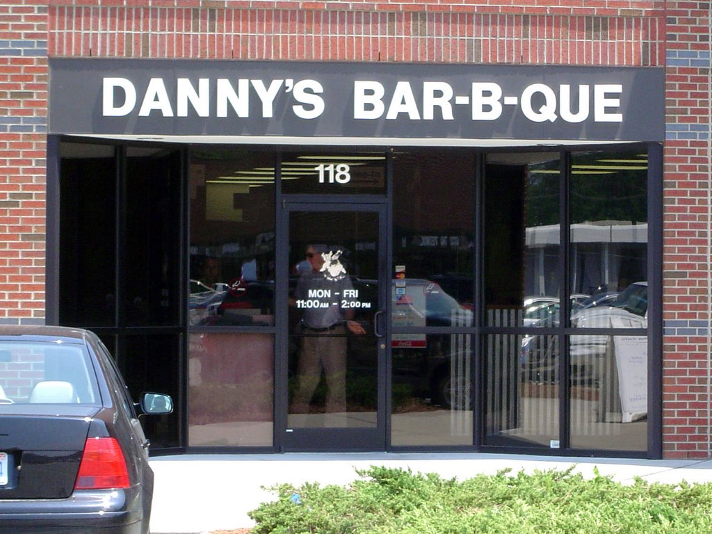 Nc barbecue musings recommended danny 39 s rtp for An cuisine cary nc