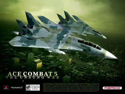 Ace Combat 5 wallpaper