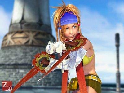 Rikku - Final Fantasy X-2