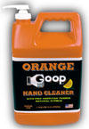 Orange Goop
