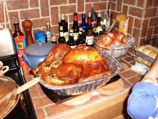 The Thanksgiving Turkey