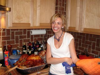 Tanya and the Turkey