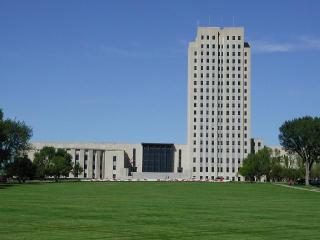 North Dakota State Capital Building