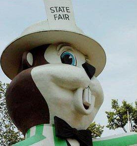 Minnesota State Fair Mascot
