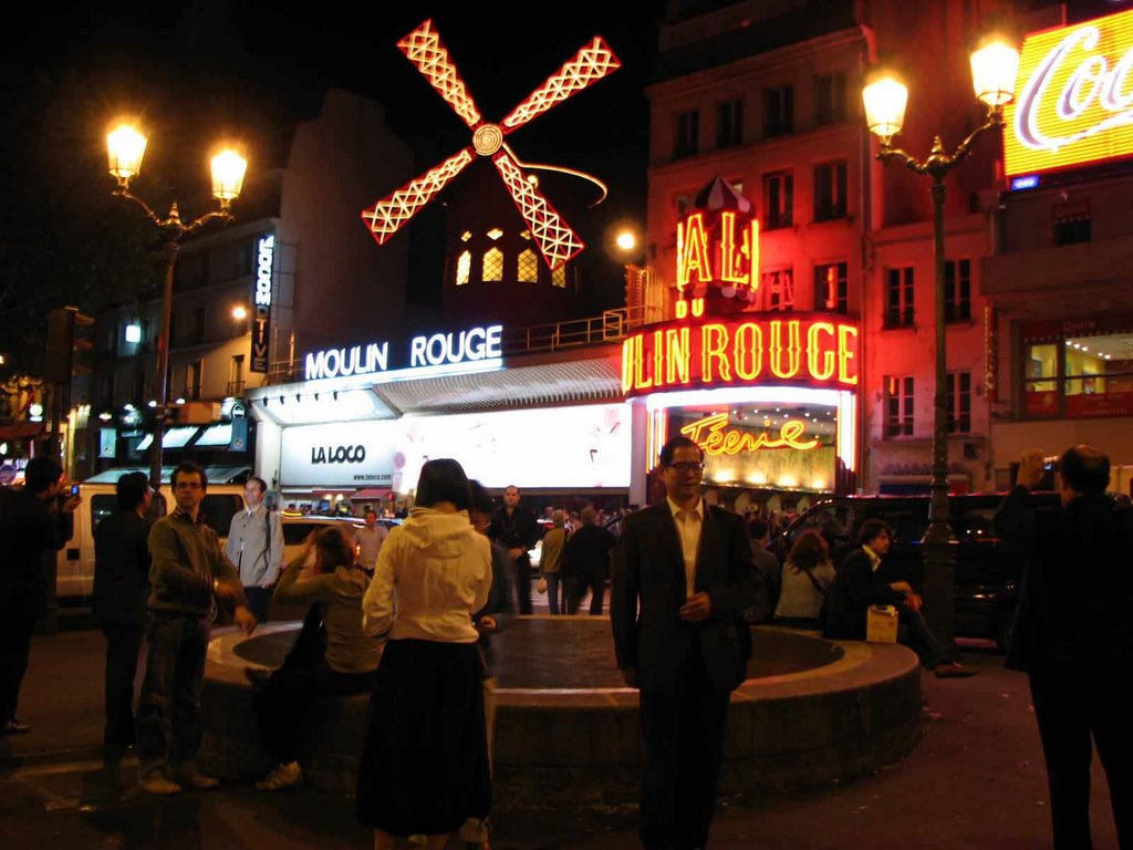 salle spectacle pigalle