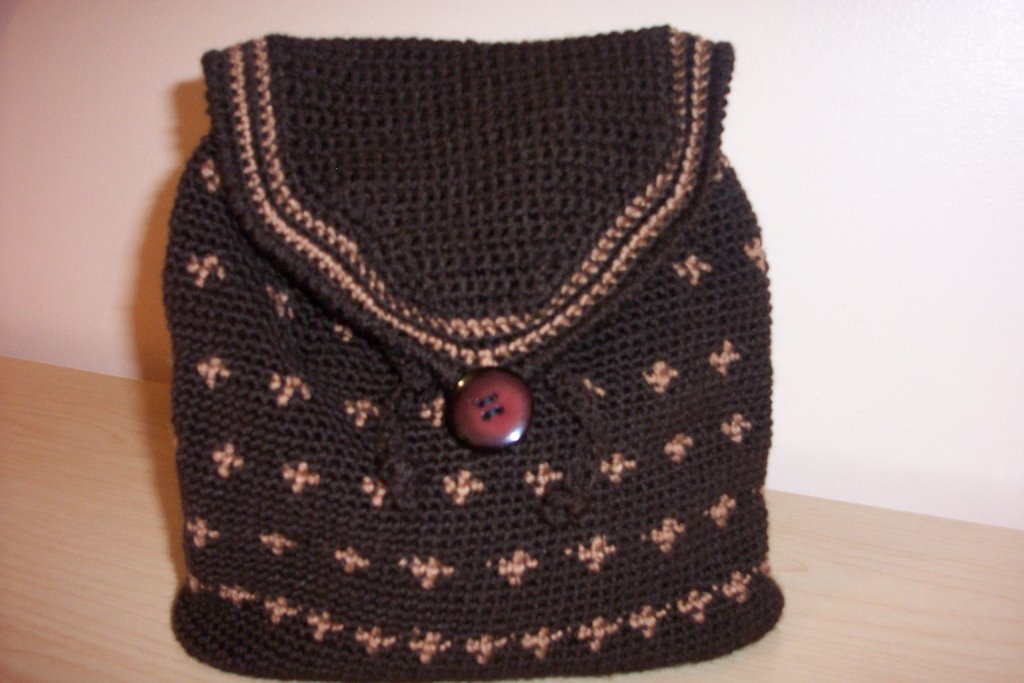 Crochet And Other Stuff Crochet Backpack