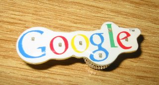 Google Badge 2.0