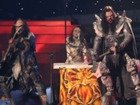 Finnish entry - Lordi - rehearsing (c) ESCtoday.com