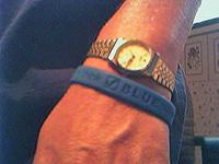 thinkBLUE bracelet