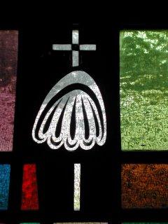 Redeemer Lutheran Church window
