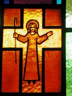 Good Shepherd Window at Redeemer Lutheran Church