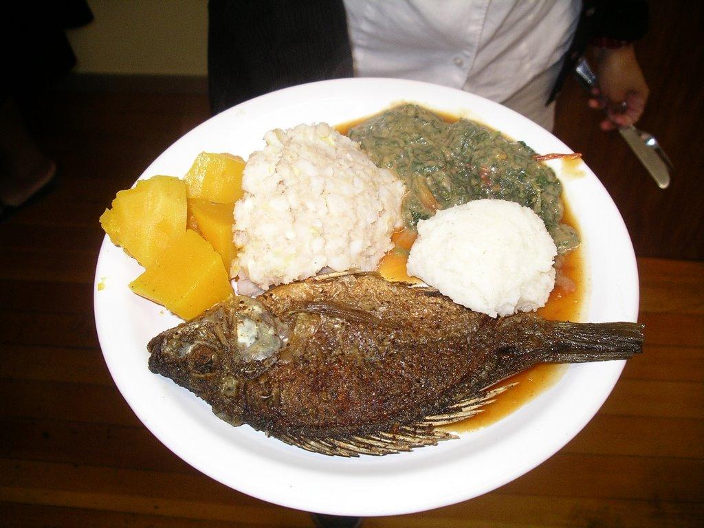 Ketunuti blog harare zimbabwe march 3 9 2006 for Cuisine zimbabwe