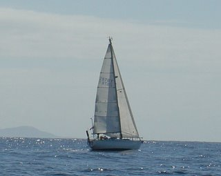 Kika off Finisterre