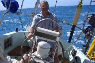 Brian takes the helm