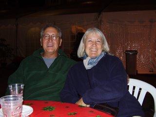 Ed & Ellen in Tenerife