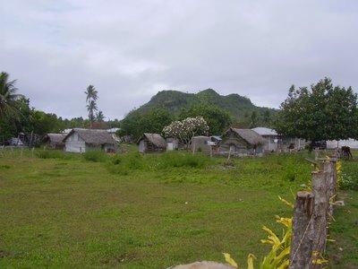 Niuatoputapu Village