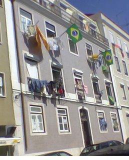 4 bandeiras do Brasil