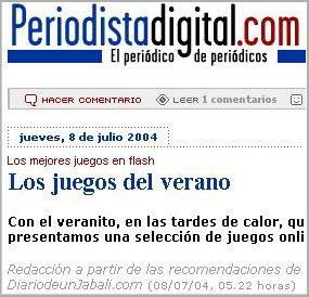 portada de Periodistadigital.com