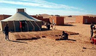 campamento de refugiados de Tifariti, Argelia