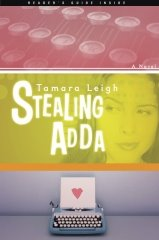 IMAGE: Stealing Adda book cover