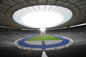 Berlin Olympiastadion © 1800-worldcup.com