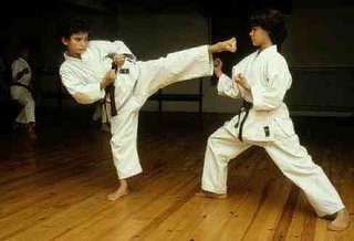<br />Martial arts and sports build self-confidence, strength and stamina