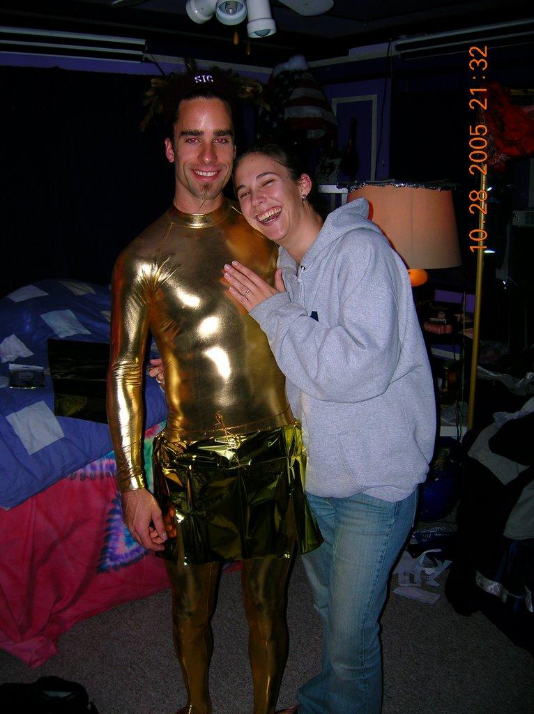 Most popular adult halloween costume 2005 rather
