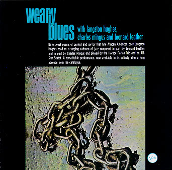 the weary blues and lenox avenue midnight by langston hughes The weary blues and lenox avenue midnight by langston hughes compare and contrast blues and jazz poems of langston hughes when you're reading a poem written by langston hughes, you can feel his energythe way he uses his words to describe what he's writing about is amazing.