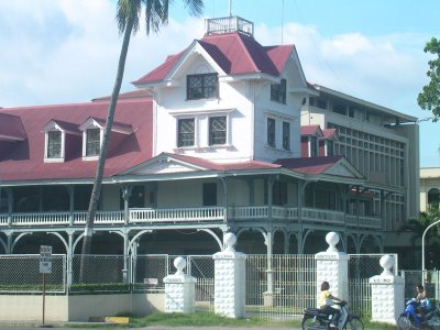Silliman Hall is a Dumaguete City icon