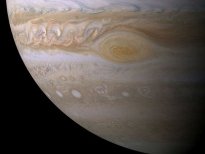 Jupiter: The largest planet in our solar system