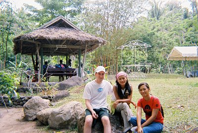 A relaxing day at The Forest Camp, located outside of Dumaguete at the foot of Mt. Talinis