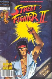 Will STREET FIGHTER succeed where DC failed, and come out number one? YOU DECIDE!