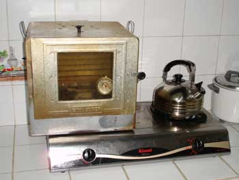 Tin Oven From