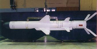 KH-35 Anti-Ship Cruise Missile